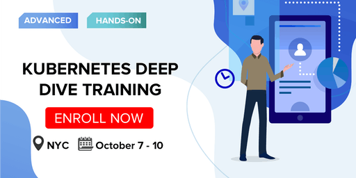 [TRAINING] Kubernetes Deep Dive: NYC