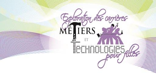 BATHURST FRANCAIS - Exploration des carrières en métiers et technologies pour filles
