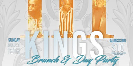 3Kings Brunch & Day Party tickets