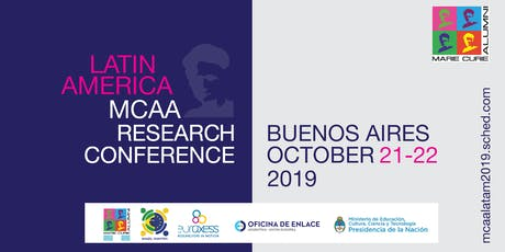 Latin America MCAA Research Conference entradas
