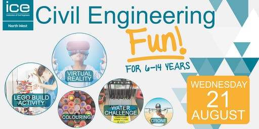 Civil Engineering Family Fun Sessions