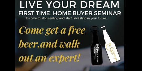 First Time Home Buyer Bootcamp tickets