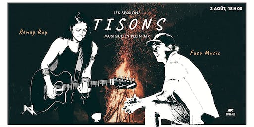 Session Tisons - Fuso Music & Reney Ray