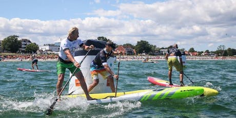 SUP Tech-Race | ICF SUP World Cup Scharbeutz Tickets