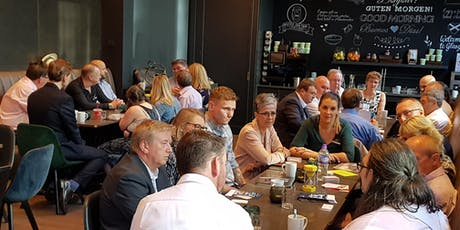 8 Business Networking Glasgow (Aug) tickets