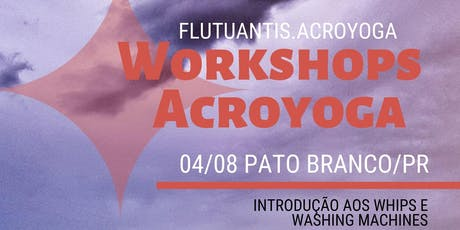 Workshop Acroyoga Pato Branco ingressos