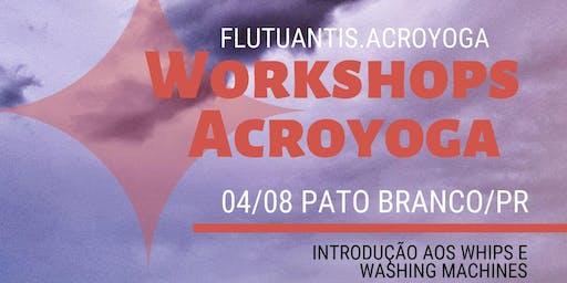 Workshop Acroyoga Pato Branco
