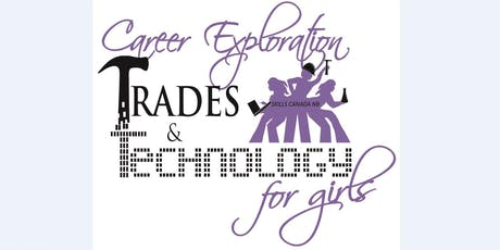 MONCTON - Trades & Technology Career Exploration for girls tickets