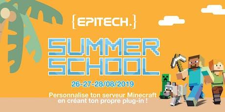 Epitech Summer School - Atelier de découverte du code pour les 16-19 ans tickets