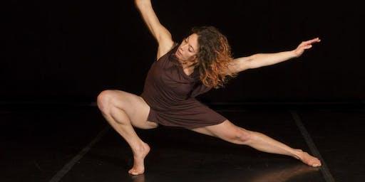 Atelier / Workshop : Elise Legrand et cie (danse contact/partnering)