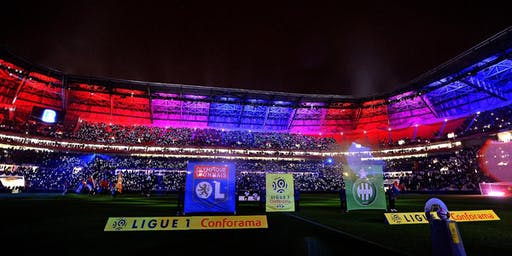 Olympique Lyonnais v AS Saint-Étienne - VIP Hospitality Tickets