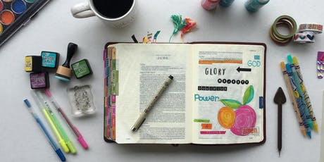 Intro to Bible Journaling tickets