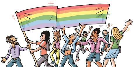 Queerer Jugendkongress - Queere Jugendarbeit ab 2020+ gestalten Tickets