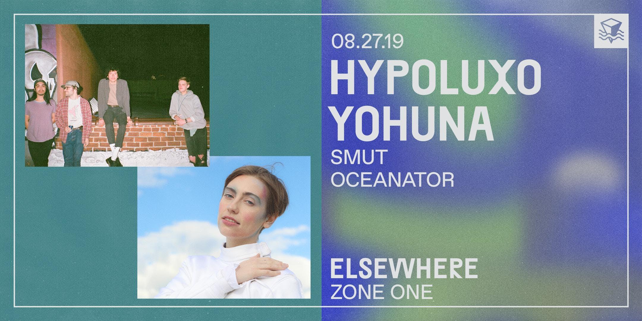 Hypoluxo + Yohuna