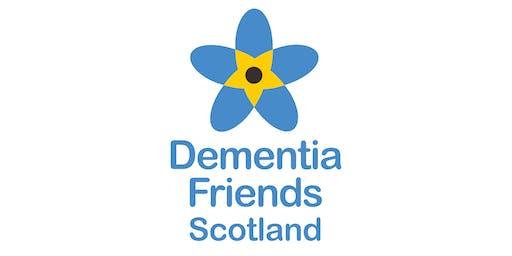 Castle Douglas Dementia Friends Session
