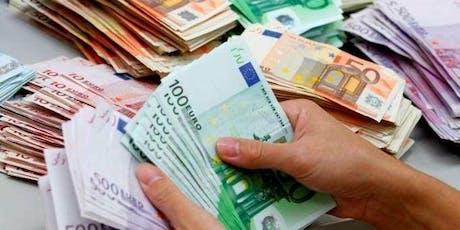 Financement de prêt d'argent aux particuliers dans le besoin en France. billets