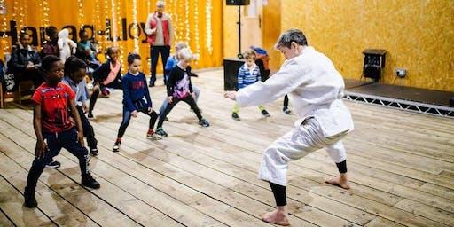 Kids Klub: Karate Kids at Pop Brixton