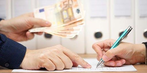 Financement de prêt d'argent aux particuliers