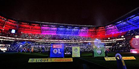 Olympique Lyonnais v AS Monaco - VIP Hospitality Tickets billets