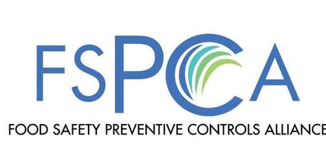 FSVP Course in Chicago - FSPCA Curriculum 1,5 Days  tickets