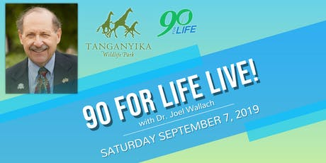 90 For Life Health Seminar with Dr. Joel Wallach tickets