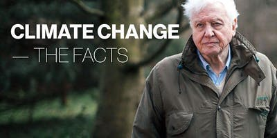 Climate Change: The Facts - film screening & discussion