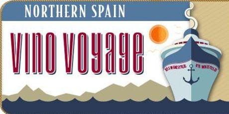 Vino Voyage Tasting Night - Northern Spain tickets