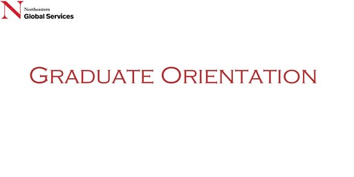 International Graduate Student Orientation