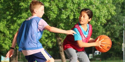Free Sportball Basketball Classes (3-12 years) @ Bear Branch Elementary