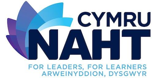 Cynhadledd NAHT Cymru - Annual Conference 2019