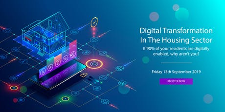 Digital Transformation in the Housing Sector tickets