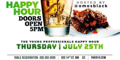 The Young Professionals Happy Hour tickets