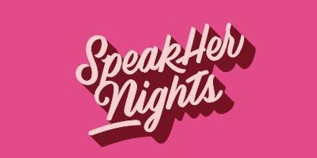 SpeakHer Nights Saltillo Vol. 4 BE PASSIONATE entradas