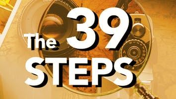 """The 39 Steps"""