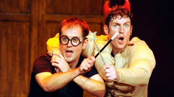"""""""Potted Potter"""""""