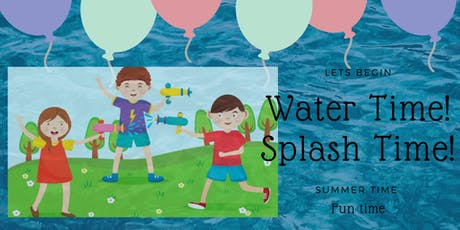 Water time splash time tickets