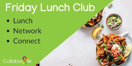Friday Lunch Club tickets