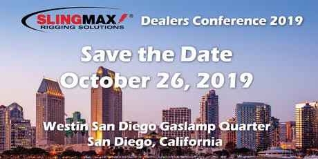 Slingmax Dealers Conference 2019 - San Diego boletos