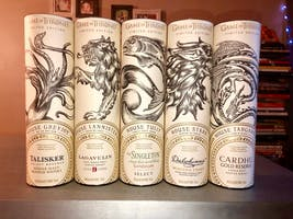"""Whiskey Stories: """"Game of Thrones"""" Edition"""
