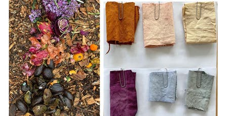 Natural Dyeing with Food Scraps tickets