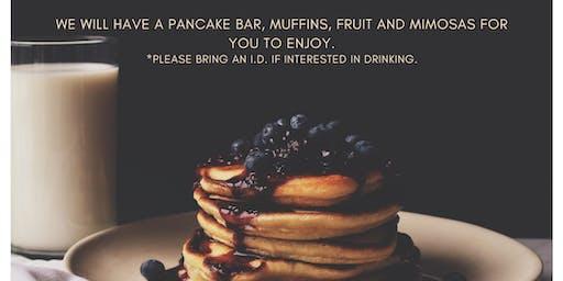Sunbury Pointe's Pancakes & PJ's Event