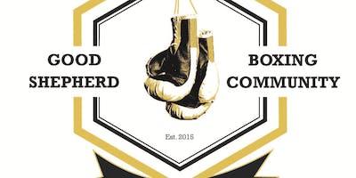 Good Shepherd Boxing Community Launch Evening