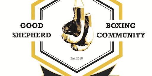 Good Shepherd Boxing Community Launch Evening