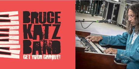 The Bruce Katz Band at The Stanhope House tickets