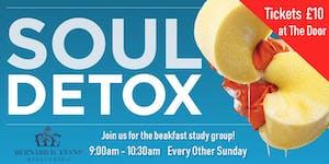 【Croydon】The Soul Detox Breakfast Study