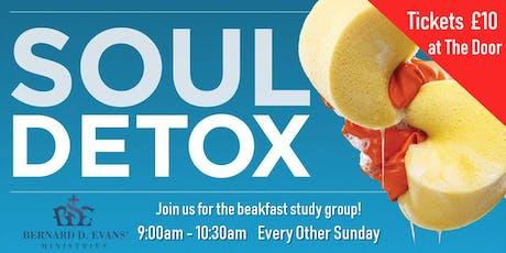 【Croydon】The Soul Detox Breakfast Study tickets