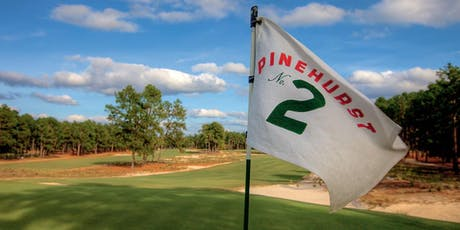 Pinehurst No. 2 Golf Outing with Private Jet tickets