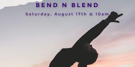 Balance Your Hormones Bend n Blend tickets