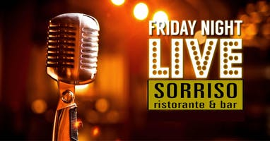 """Friday Night Live: The Golden Era of Music Dinner Show"""
