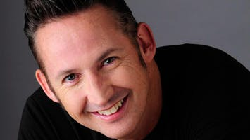Comedian Harland Williams